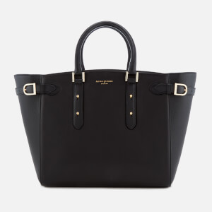 cf8da0b8b Aspinal of London Women s Marylebone Tote Bag - Black
