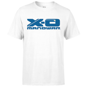 Valiant Comics X-O Manowar Logo T-Shirt - White