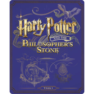 Harry Potter und der Stein der Weisen – Limited Edition Steelbook