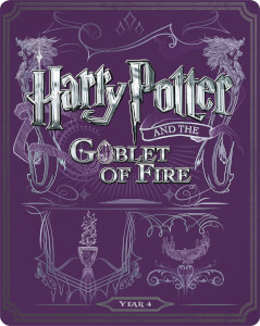 Harry Potter und der Feuerkelch - Limited Edition Steelbook