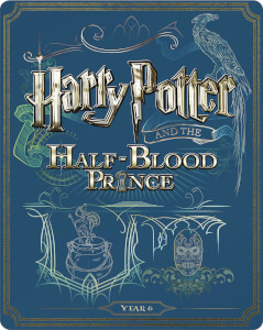 Harry Potter und der Halbblutprinz - Limited Edition Steelbook