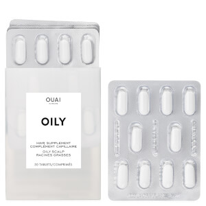 OUAI Oily Scalp Supplement