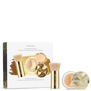 bareMinerals Collector's Edition Original Foundation and Brush Duo SPF 15 (Worth £53.00)