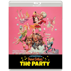 The Party (Eureka Classics) Dual Format Edition