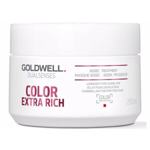 Goldwell Dualsenses Color Extra Rich 60 Second Treatment 200ml