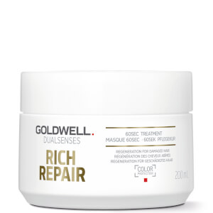 Tratamiento reparador en 60 segundos Rich Repair de Goldwell Dualsenses 200 ml