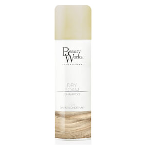 Beauty Works Dry Foam Shampoo 150ml - Dark Blonde