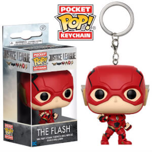 Llavero Pocket Pop! The Flash - La Liga de la Justicia