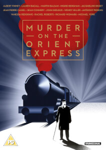 Murder On The Orient Express (Re-sleeve)