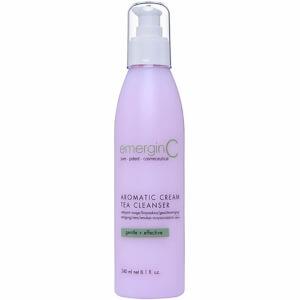 EmerginC Aromatic Cream Tea Cleanser 240ml