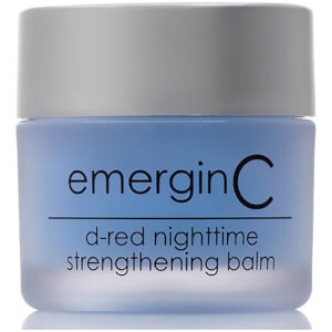 EmerginC D Red Nighttime Strengthening Balm