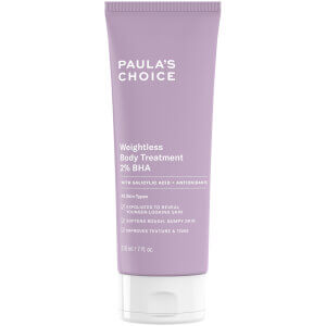 Paulas Choice Resist Weightless Body Treatment with 2% BHA (210ml)