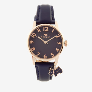 Radley Women's Liverpool Street Leather Watch - Midnight