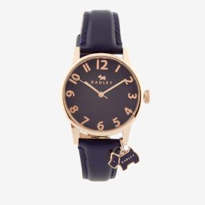 Radley Women's Liverpool Street Leather Watch - Midnight