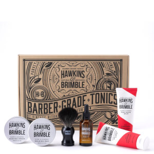 Hawkins & Brimble 6 Piece Gift Set (Worth £67.70)