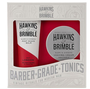Hawkins & Brimble Grooming Set (Worth £19.90)
