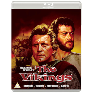 The Vikings (Eureka Classics) Dual Format Edition