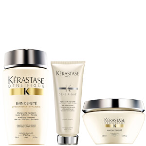 Kérastase Densifique Shampoo, Conditioner og Hair Mask