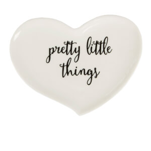 Sass & Belle Pretty Little Things Minimal Ceramic Jewellery Dish