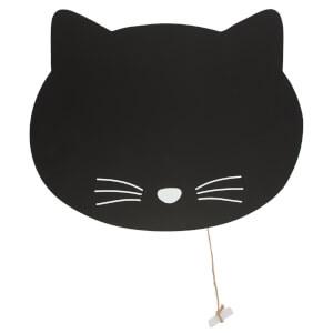Sass & Belle Black Cat Chalkboard
