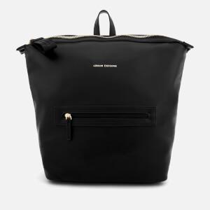Armani Exchange Women's Lollipop Backpack - Black