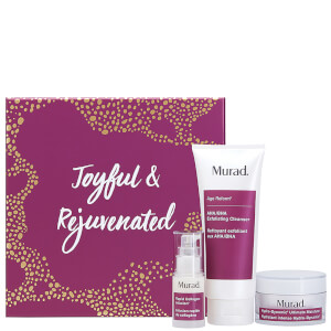 Murad Joyful and Replenished Set (Worth £124.50)