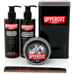 Uppercut Deluxe Matt Clay Combo Kit (Worth £49.00)