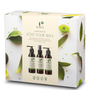 Sukin Love Your Skin Cleanse, Tone and Moisturise Kit