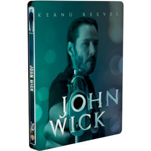 John Wick - Zavvi UK Exclusive Limited Edition Steelbook