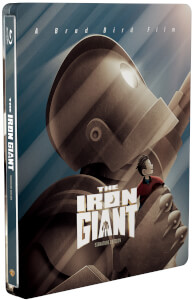 Der Gigant aus dem All - Zavvi UK Exklusives Limited Edition Steelbook