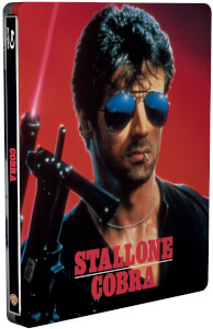 Cobra - Zavvi Exclusive Limited Edition Steelbook
