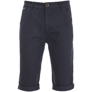 Brave Soul Men's Anderson Shorts - Navy