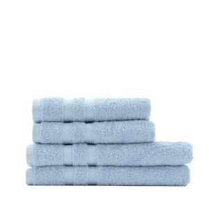 Christy Whitby 4 Piece Towel Bale Set - Powder Blue