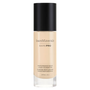 bareMinerals BAREPRO 24-Hour Full Coverage Liquid Foundation SPF20 (forskellige nuancer)