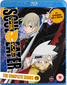 Soul Eater Complete Series Box Set (Episodes 1-51)