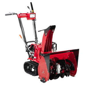 HSS655 TS 55cm Clearing Width Tracked Snowthrower (electric start)