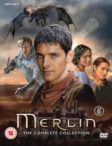 Merlin: The Complete Collection (Fremantle Repack)