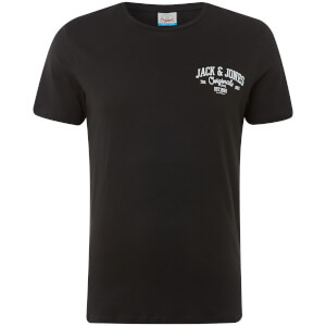 T-Shirt Homme Originals Howdy Jack & Jones - Noir