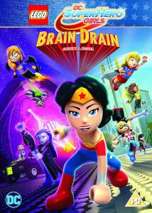 Lego DC Superhero Girls: Brain Drain