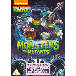Teenage Mutant Ninja Turtles: Monsters and Mutants
