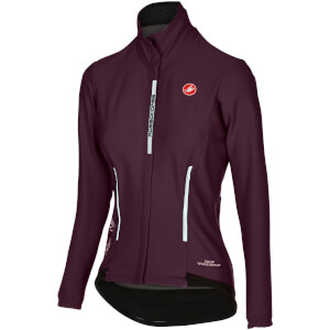 Castelli Women's Perfetto Jacket - Barbaresco Red