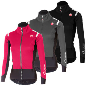 Castelli Women's Alpha RoS Light Jacket