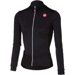 Castelli Women's Sciccosa Long Sleeve Jersey - Light Black