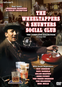The Wheeltappers And Shunters Social Club: The Complete Series