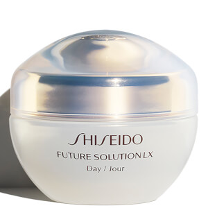 Crema de día protectora total Future Solution LX de Shiseido 50 ml