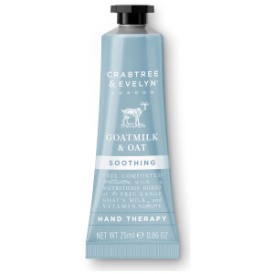 Creme de Mãos Goatmilk & Oat Hand Therapy da Crabtree & Evelyn 25 g