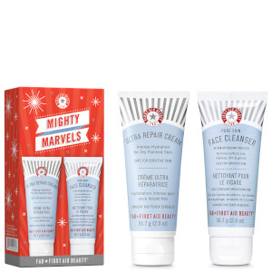 First Aid Beauty Mighty Marvels Set (Worth $22.50)