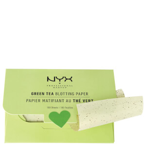 NYX Professional Makeup Green Tea Blotting Paper
