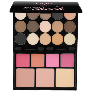 NYX Professional Makeup Palette - Butt Naked - Turn the Other Cheek