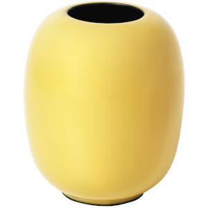 Broste Copenhagen Viola Vase - Spicy Mustard